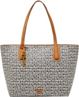Fossil Hand-held Bag(Blue)