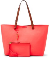 Fossil Tote(Pink)