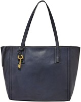 Fossil Tote(Blue)