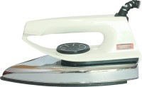 View Aladdin Shoppers Gama White 750W Dry Iron(White) Home Appliances Price Online(Aladdin Shoppers)
