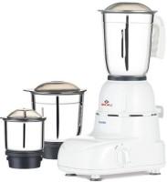 Bajaj GLORY 500 WATT 500 Mixer Grinder(White, 3 Jars)