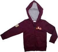 KiddoPanti Full Sleeve Solid Boys Jacket