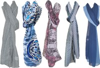 vershaa Printed polycotton Women Scarf
