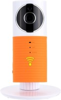 ShopyBucket Smart WiFi Camera with Two Way communication Night Vision & Motion Detection 18 Instant Camera(Orange)