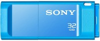 Sony USM32X/L2 32 GB Pen Drive(Blue)