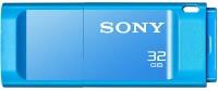 Sony USM32X/L2 32 GB Pen Drive(Blue)