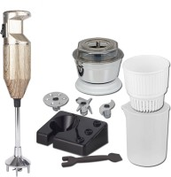 XCCESS Wood Silver 300 W Hand Blender(Silver)