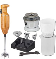 XCCESS Wood Brown 300 W Hand Blender(Brown)