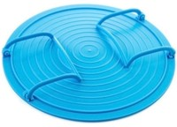 View MK Microwave Oven Dish Holder Plastic Microwave Turntable Plate Home Appliances Price Online(MK)