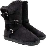 CL by Carlton London Snug Boots(Black)