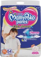MamyPoko Pants Extra Absorb Diaper - XL(54 Pieces)