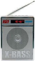 Mezire X-Bass SL - 413 USB / SD Player With FM Radio FM Radio(White)