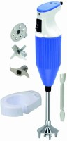 Shrih Turbo White And Blue 250 W Hand Blender(White, Blue)