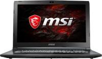 MSI GL Core i7 7th Gen - (8 GB/1 TB HDD/DOS/4 GB Graphics) GL62M 7RDX Gaming Laptop(15.6 inch, Black, 2.2 kg)