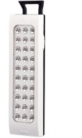 View Rocklight 30 Led Rechargable Emergency Lights(White) Home Appliances Price Online(Rocklight)