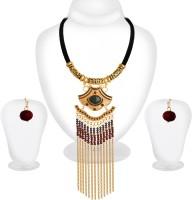 Spargz Alloy Jewel Set(Multicolor)