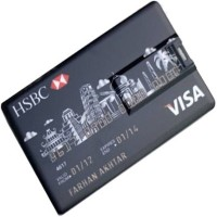 View Bs Spy 100 % Original Highspeed Credit Card 64 GB Pen Drive(Multicolor) Price Online(Bs Spy)
