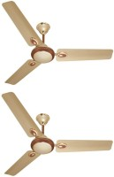 View Havells Fusion ES 3 Blade Ceiling Fan(Brown) Home Appliances Price Online(Havells)