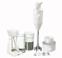 Shrih High Quality Kitchen 230 W Hand Blender(White)