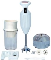 Shrih Convenient White 200 W Hand Blender(White)