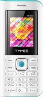 TYMES Y5000 Mobile Cum Powerbank(White & Skyblue) - Price 1299 13 % Off