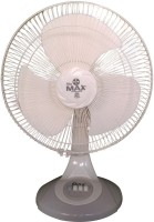 View minmax Super Maxx 400 mm 3 Blade Table Fan(Ivory) Home Appliances Price Online(minmax)