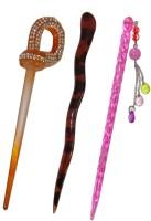 roshit combo of juda sticks Bun Stick(Multicolor) - Price 450 77 % Off