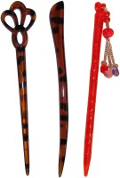 SHARADHA� combo of juda sticks Bun Stick(Multicolor) - Price 450 77 % Off