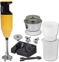 XCCESS Metallic Yellow 300 W Hand Blender(Yellow)