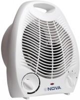 View Nova NH 1201 silent Fan Room Heater Home Appliances Price Online(Nova)
