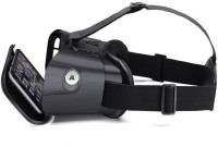 "Blue Birds Virtual Reality Glasses – Fully Adjustable VR Headset with 42 MM Lenses - VR Box Compatible With 4""-6"" Android Smartphones, iPhone(Smart Glasses)"