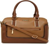 Addons Shoulder Bag(Brown, 5 L)