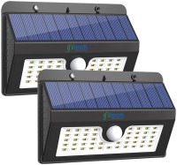 View IFITech SET OF 2 WATERPROOF OUTDOOR 45LED SOLAR LIGHT WITH MOTION SENSOR FOR PATIO, GARDEN, PATHWAY, GARAGE, DRIVEWAY- Solar Lights(White LED) Home Appliances Price Online(IFITech)