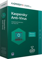 Kaspersky Anti-virus 1.0 User 3 Years(Voucher)