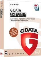 G Data Anti-virus 5.0 User 1 Year(CD/DVD)