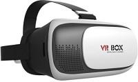 Original A4_VR BOX Headset For Movie & Game Virtual Reality Video Glasses(White)