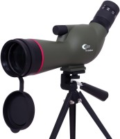 loop 15-45x60 Waterproof Spotting Scope with Tripod and Digiscoping Adapter Reflecting Telescope(Manual Tracking)