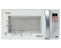 Whirlpool 20 L Grill Microwave Oven(MAGICOOK 20L DELUXE, white)