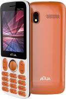 Aqua Pearl Max(White & Orange)