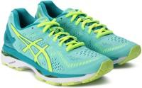 Asics Gel-Kayano 23 Running Shoes For Women(Green)