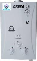 View Alexus 6 L Gas Water Geyser(White, alexoper-wh) Home Appliances Price Online(Alexus)