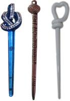 shiru combo of juda sticks Bun Stick(Multicolor) - Price 450 77 % Off