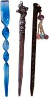 Aanar combo of juda sticks Bun Stick(Multicolor) - Price 450 77 % Off
