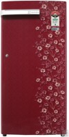 Electrolux 190 L Direct Cool Single Door 5 Star Refrigerator(Maroon Daisy, REF EN205LTMD-H.DA)