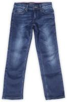 Indian Terrain Regular Boy's Blue Jeans