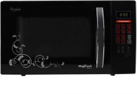 Whirlpool 25 L Convection Microwave Oven(MAGICOOK 25L ELITE, Black)