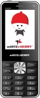 Whitecherry Sleek(Black)