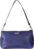 Bern Women Blue PU Sling Bag
