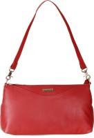 Bern Women Red PU Sling Bag