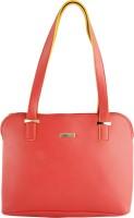Bern Women Red PU Hand-held Bag